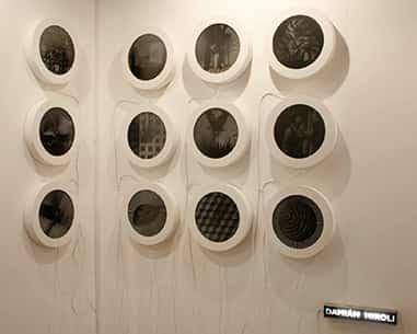 Damián Miroli - Animación en 4 cuadros, gif analógico - 2013